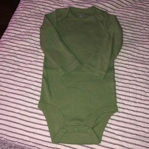 Carter's Baby Long Sleeve Thermal Bodysuit